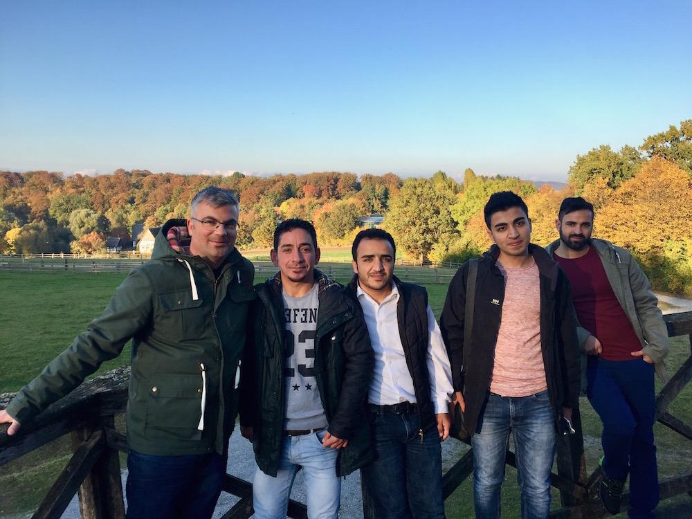 Was ich durch die ehrenamtliche Betreuung von Flüchtlingen über Muslime gelernt habe