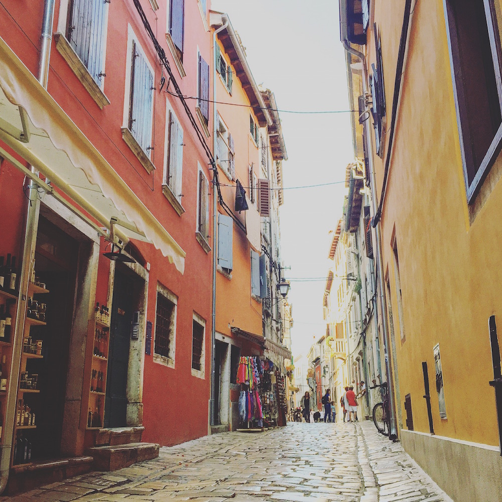 Die Altstadt von Rovinj ist die schönste Sehenswürdigkeit