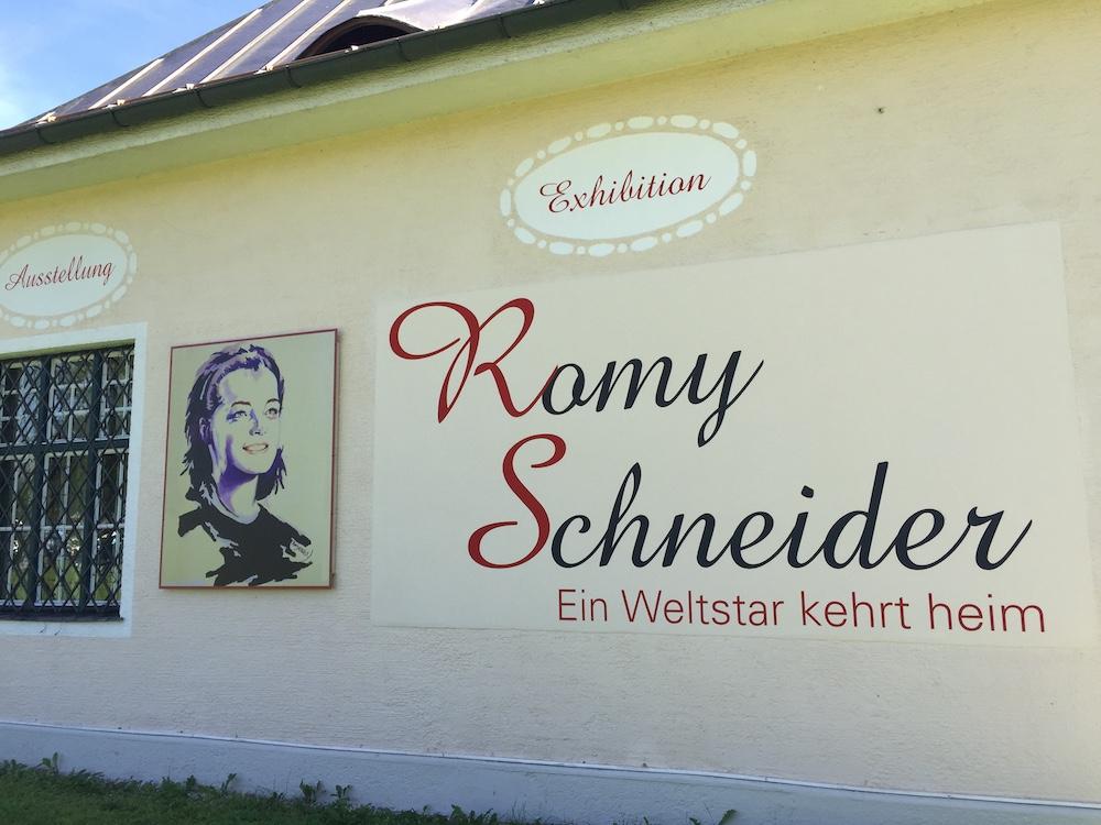 Romy-Schneider-Museum in Schönau am Königssee
