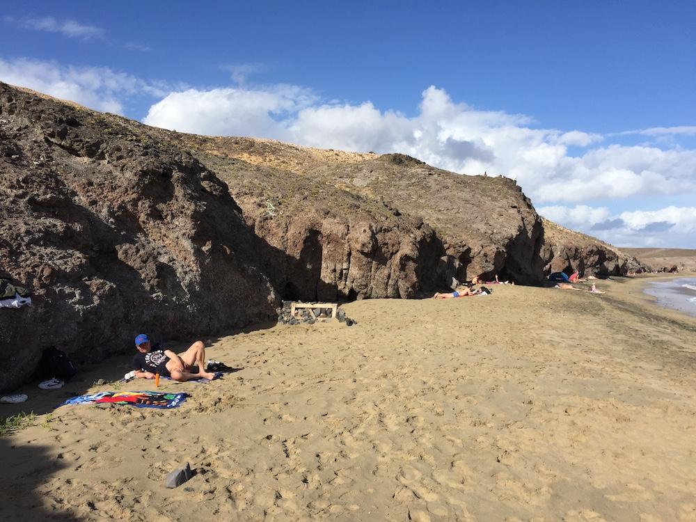 Gay Beach auf Lanzarote? FKK-Strand am Papagayo Beach in Playa Blanca für Nudisten zum Nacktbaden