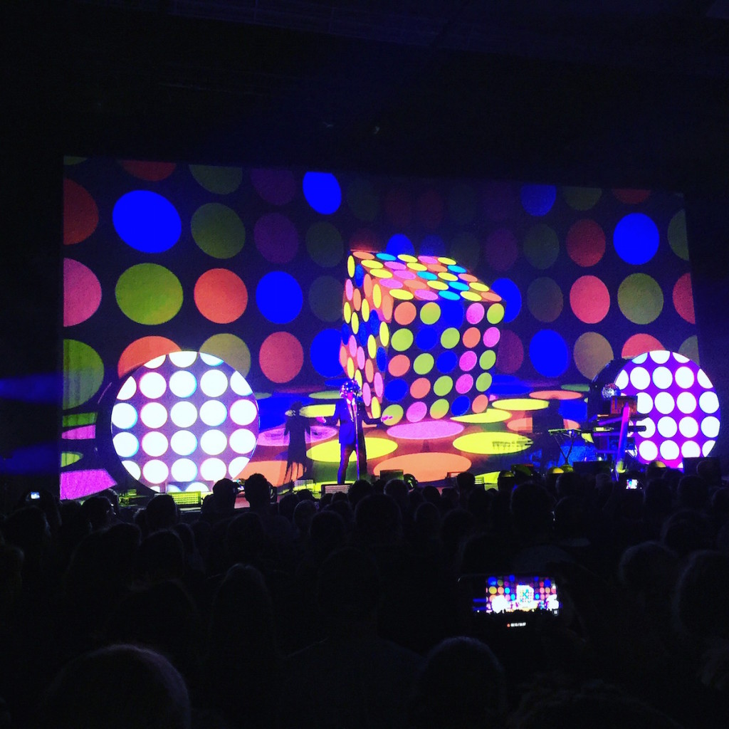 Pet Shop Boys Supertour live in Hannover