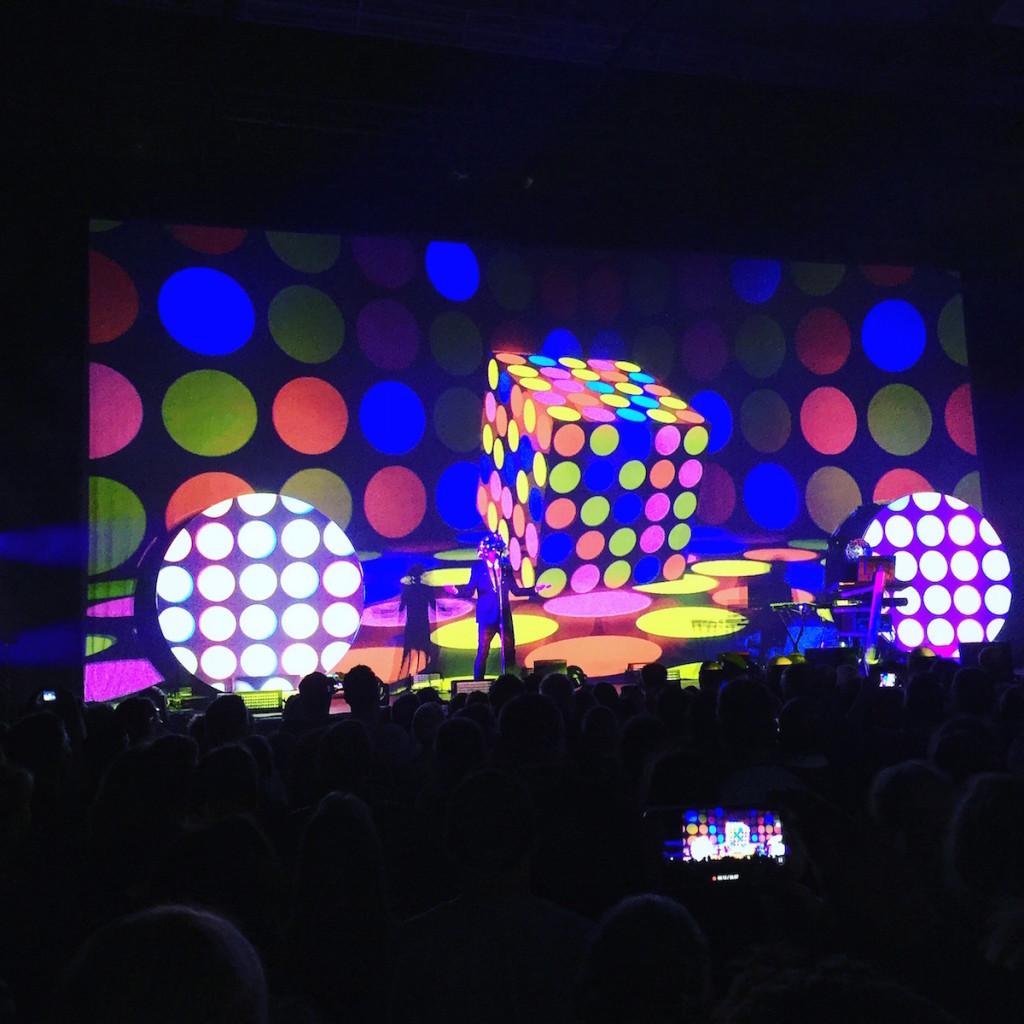 Pet Shop Boys Supertour live in Hannover