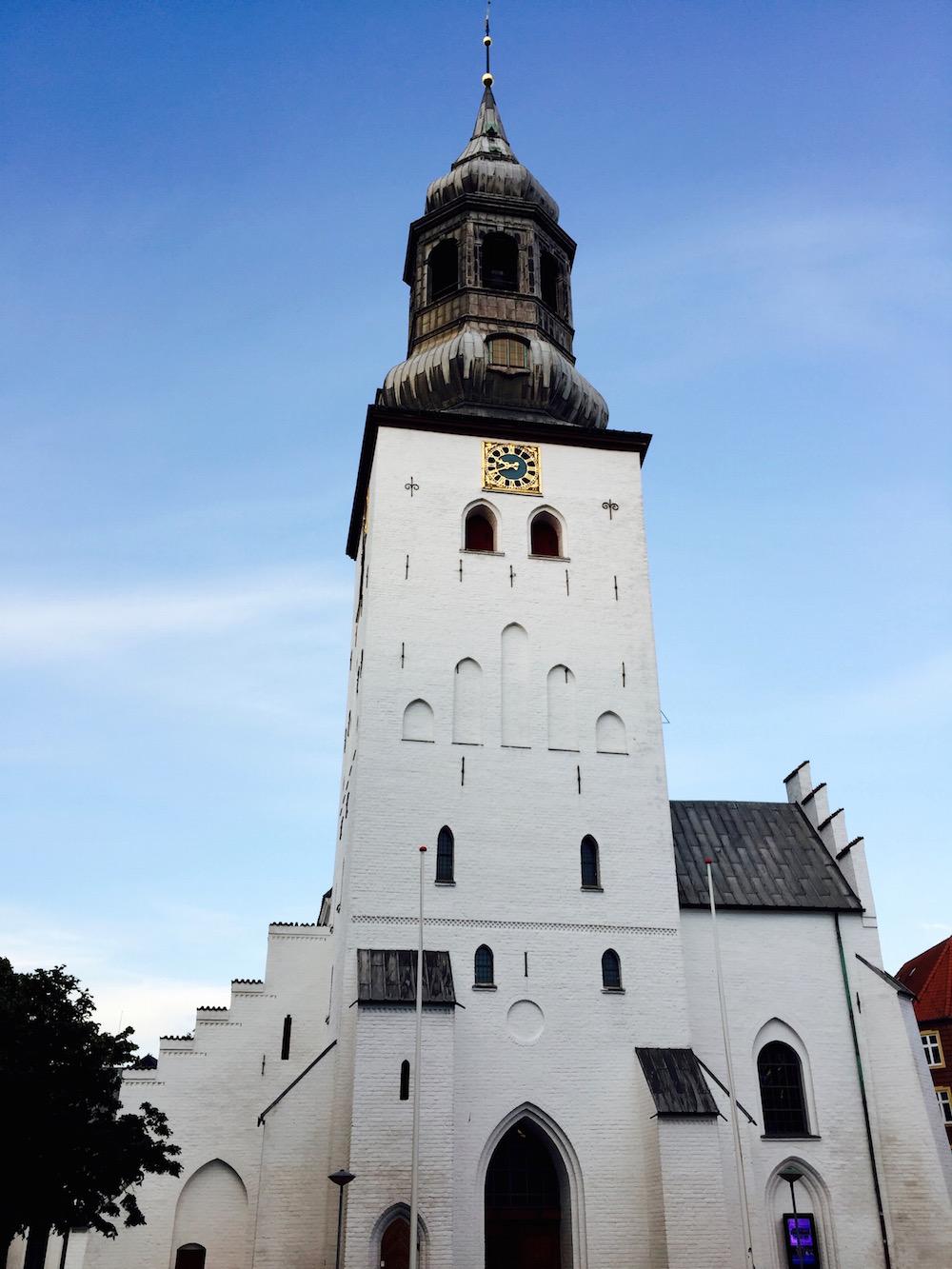 Budolfi-Kirche - der Dom von Aalborg