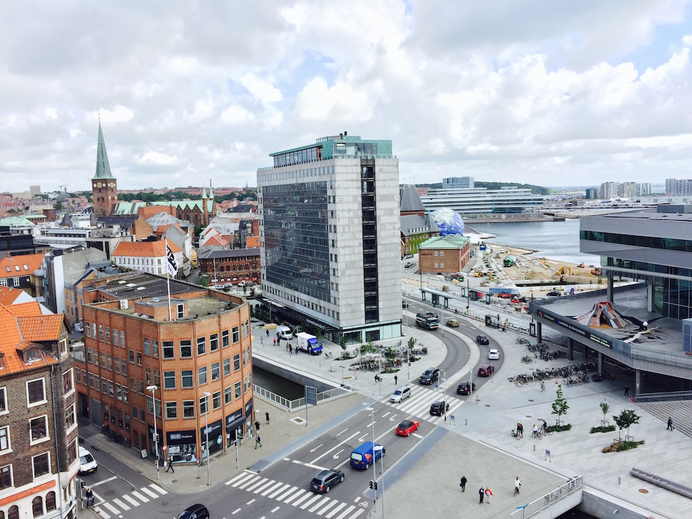 Reisebericht über unseren Städteurlaub in Aarhus