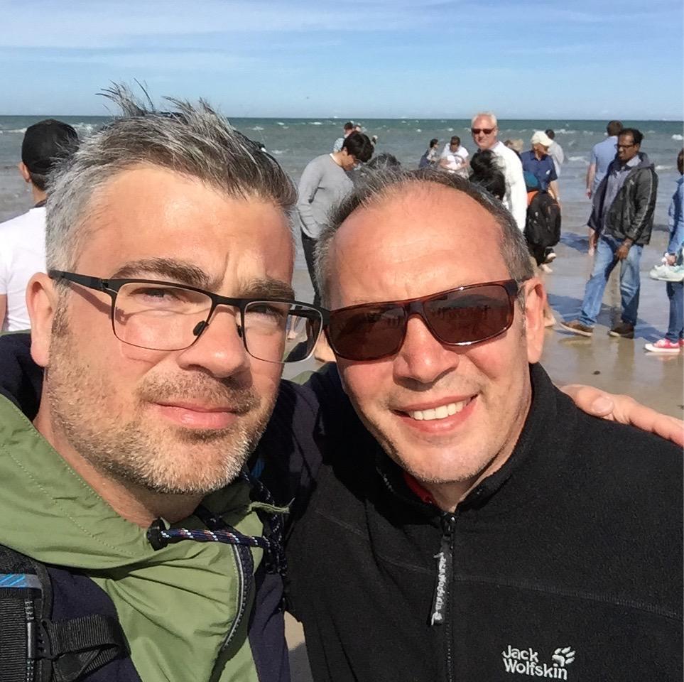 Gayreisen Dänemark: Ausflug nach Grenen (Skagens Gren), den nördlichsten Punkt Dänemarks