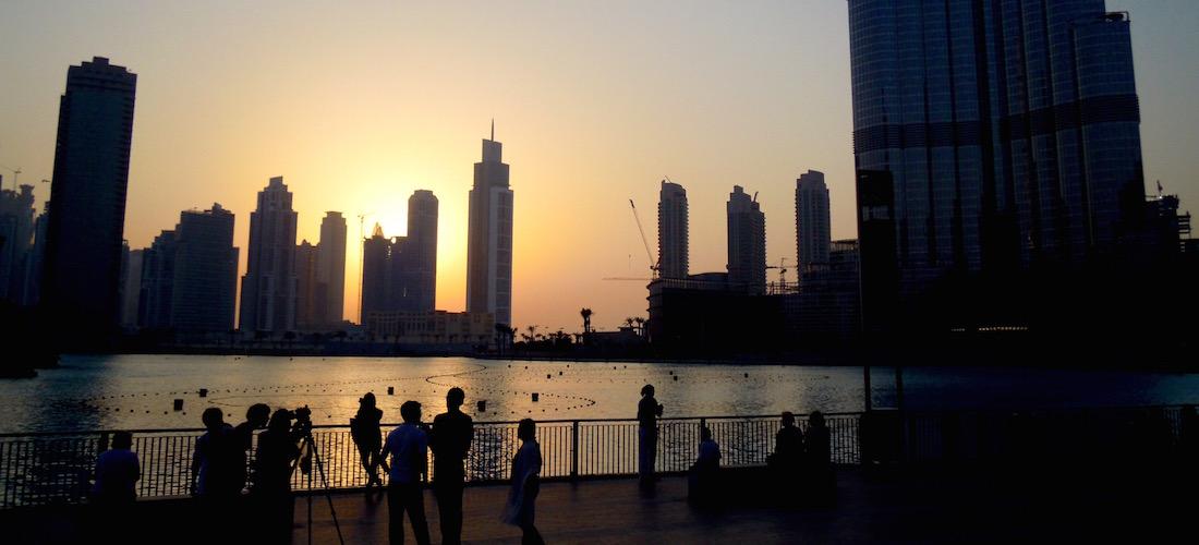 Dubai oder Dhabi - Was ist der Unteschied?