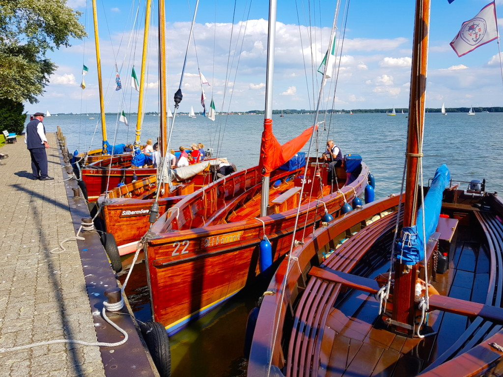 Steinhuder Meer - Auswandererboote