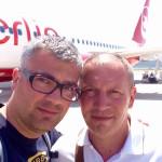 Auf Wiedersehen, Air Berlin - Oder unser erster gemeinsamer Urlaub