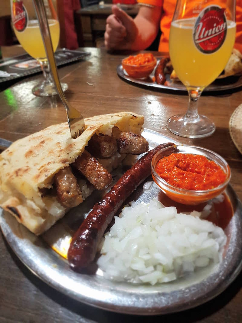 Bosnisches Restaurant in Ljubljana: Sarajevo '84