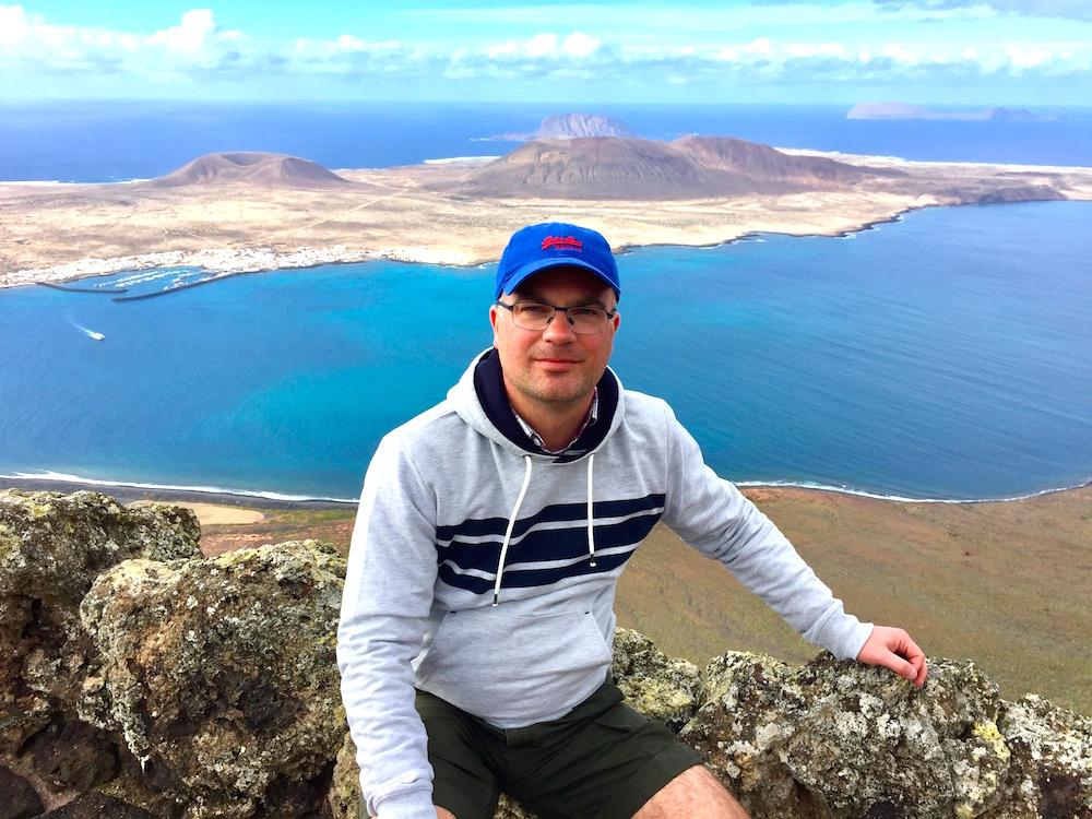 La Graciosa ist die kleinste bewohnte Kanaren-Insel