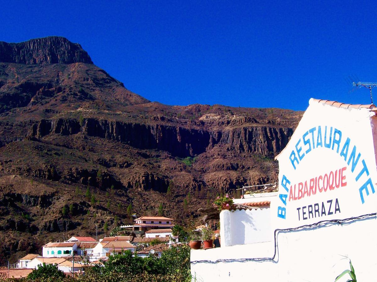 Fataga - Das vielleicht schönste Bergdorf auf Gran Canaria