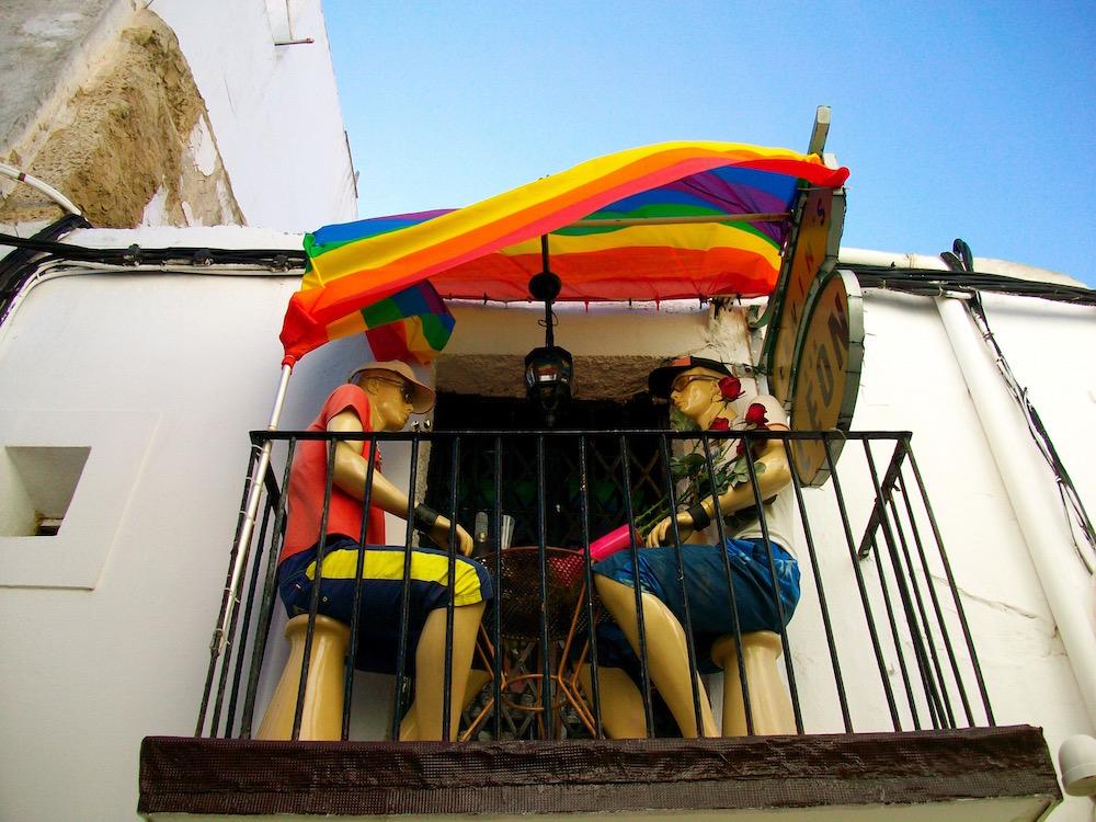 Gay-Urlaub auf Ibiza