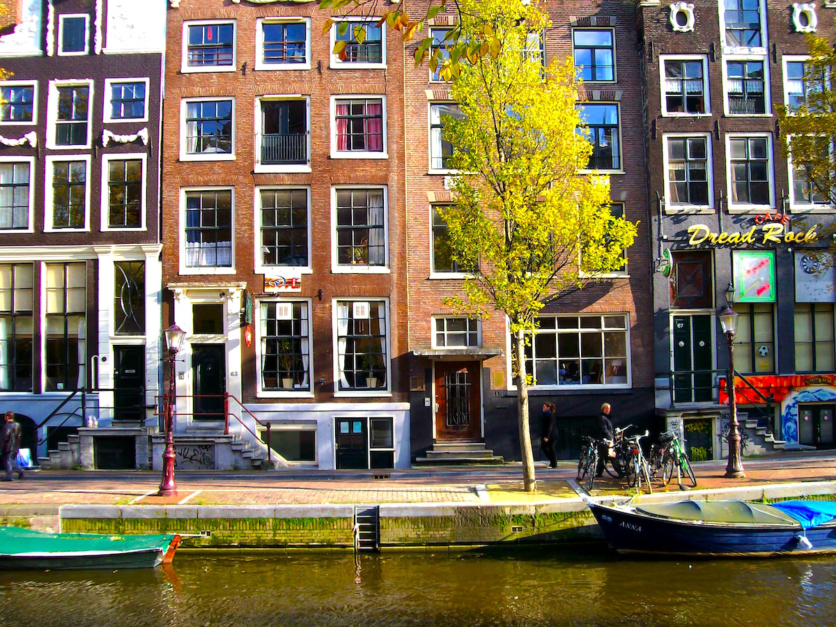 Gayurlaub Amsterdam