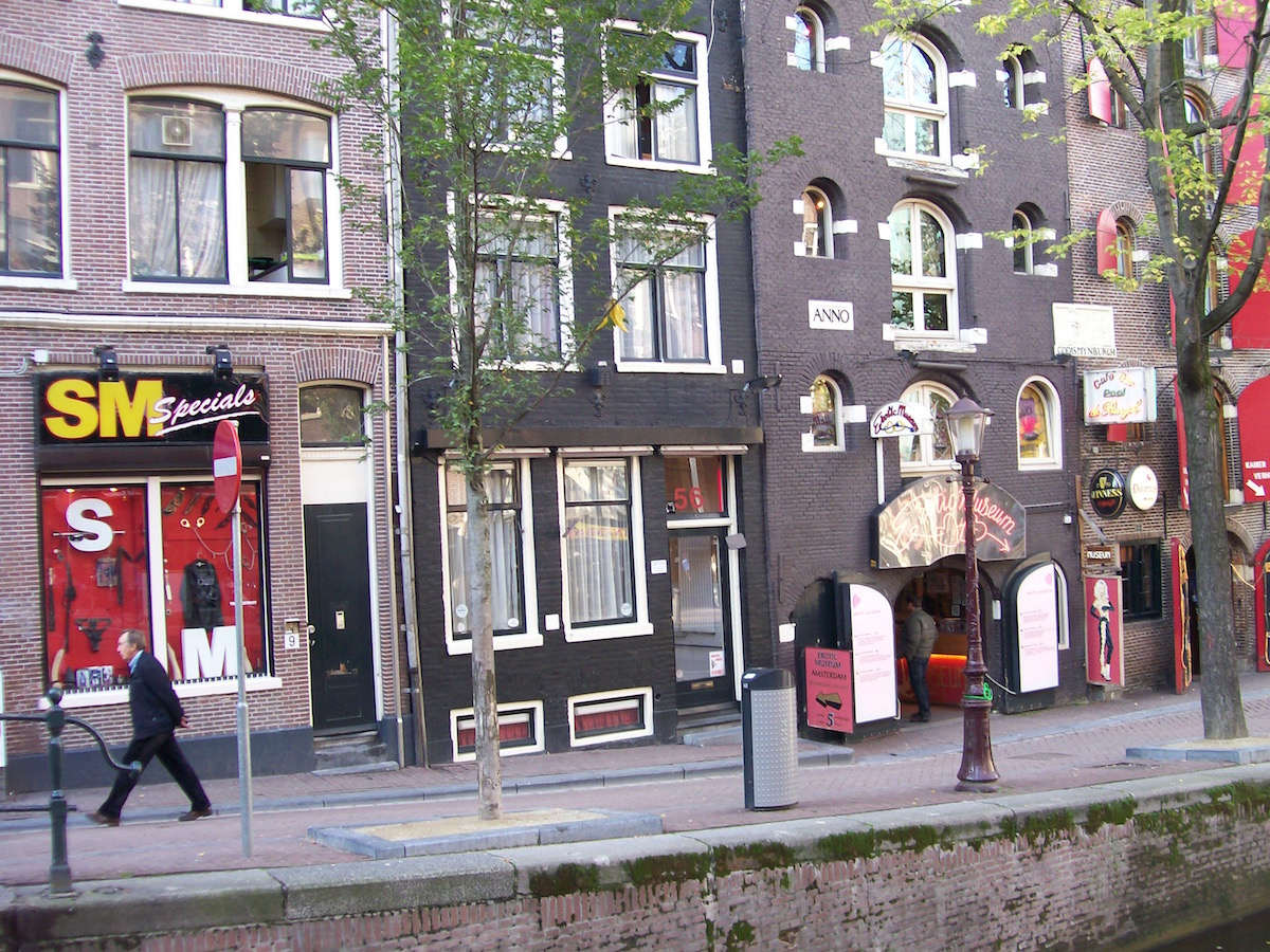 Amsterdam ist für Schwule und Lesben die attraktivste Stadt Europas