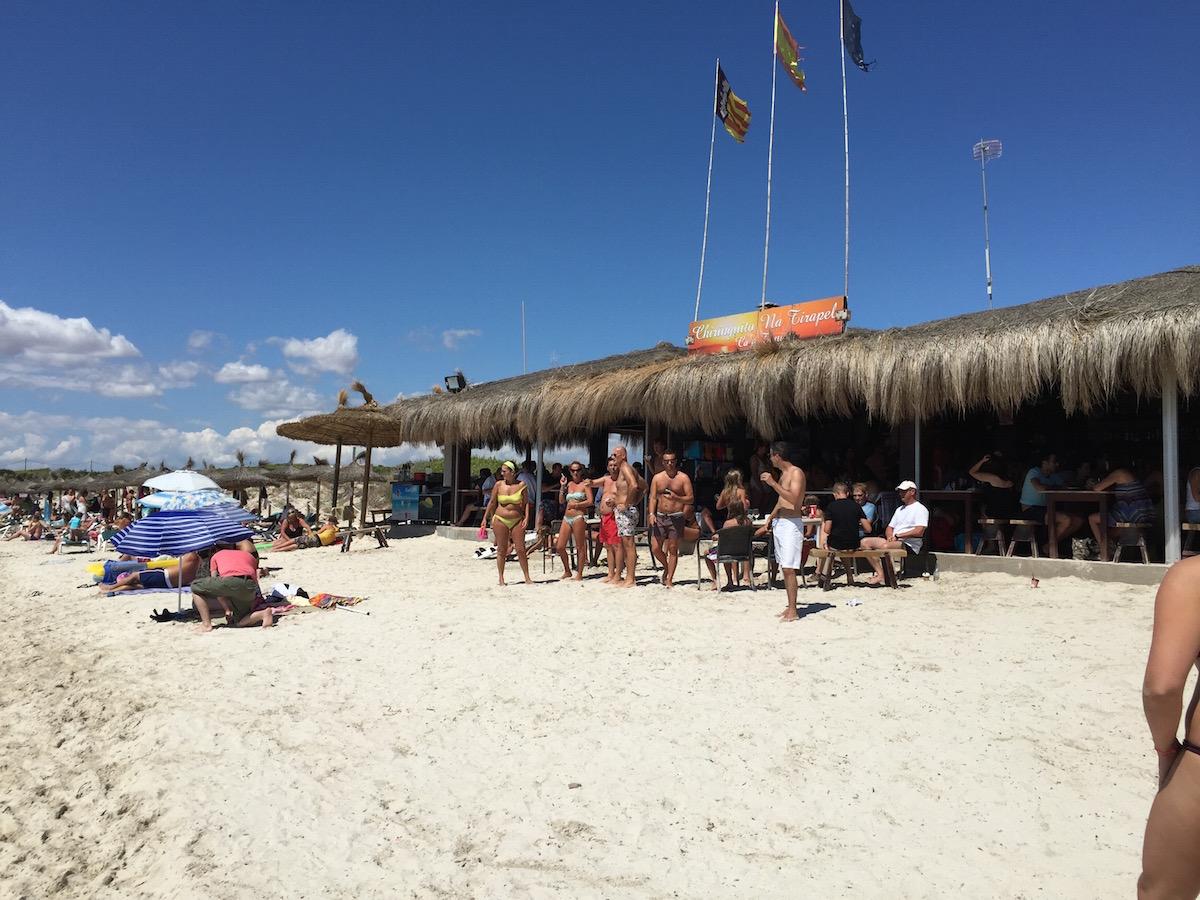 Gayreisen Mallorca: Der schwule Strand bei Es Trenc