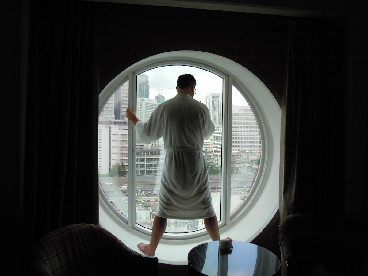Gayurlaub in Thailand: Gayfriendly Hotel in Bangkok