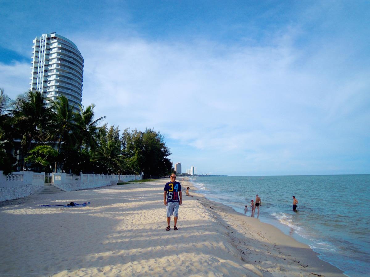 Schwuler Urlaub in Thailand