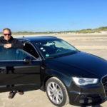 Autostrand Saltum: Mit dem Auto auf dem Strand fahren in Dänemark