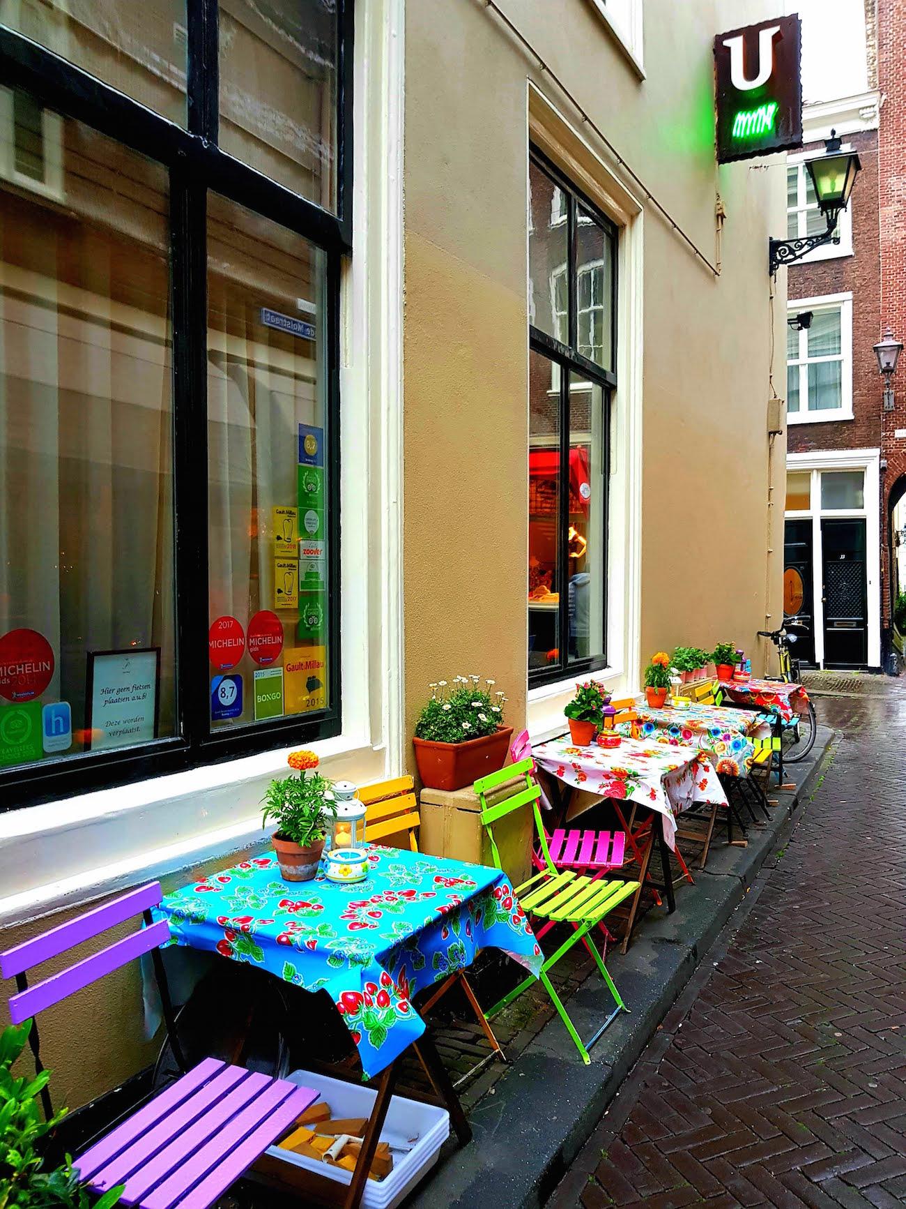 Natürlich findet Ihr im Wochenendurlaub in Den Haag auch viele stylische Cafés und Restaurants
