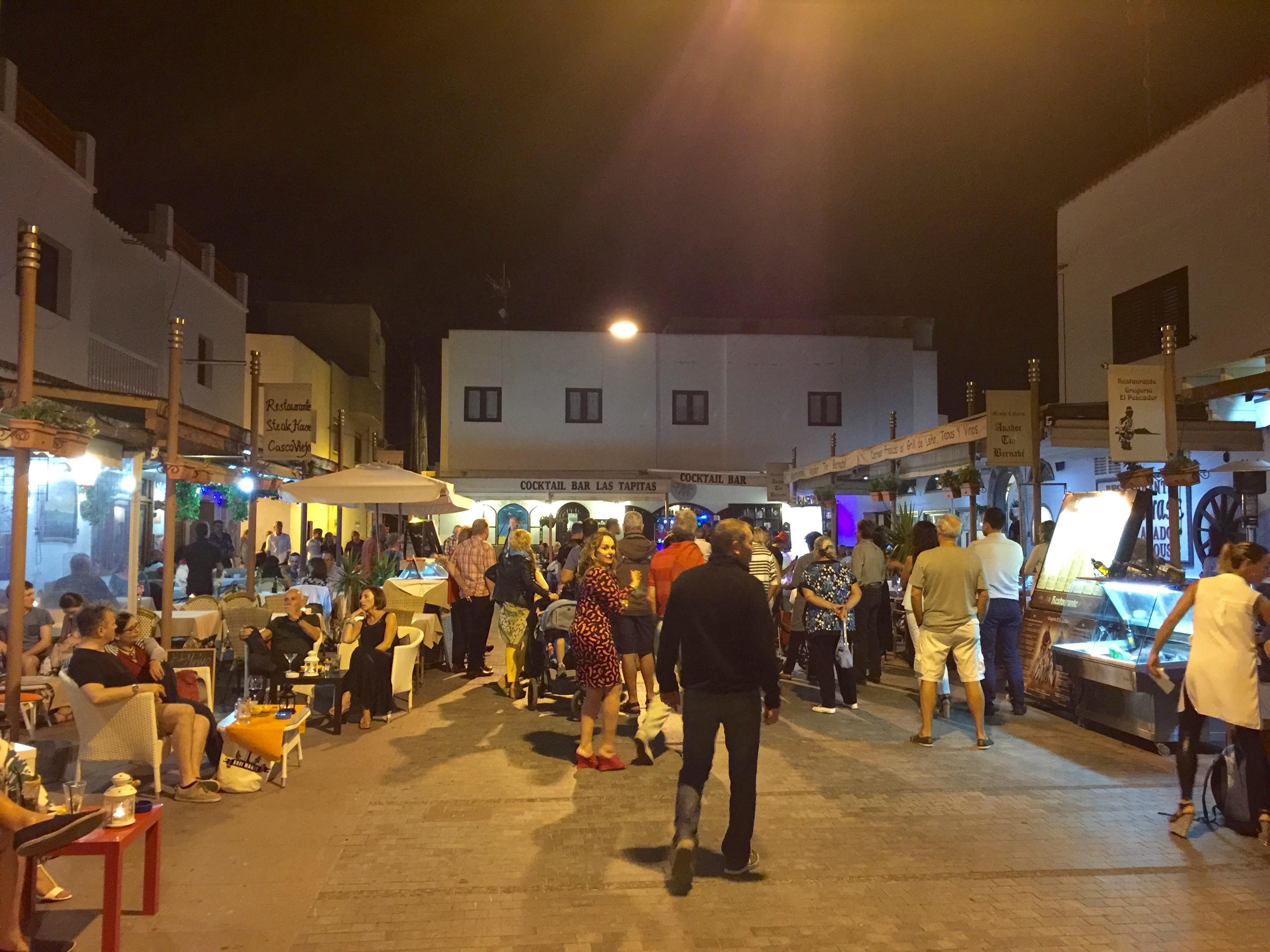 Fuerteventura - Wo ist am meisten los?