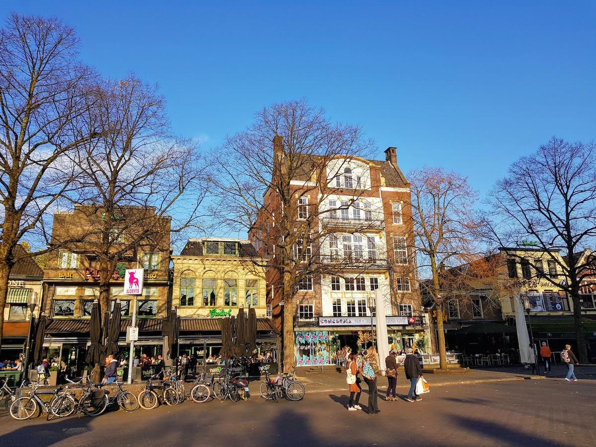 Die holländische Stadt Enschede bietet eine der besten Gaysaunen der Welt