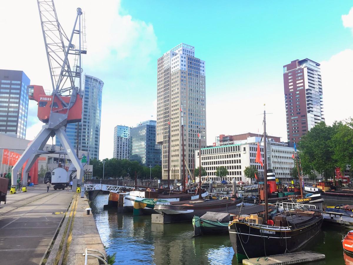 Gayreisen Niederlande in Rotterdam: Es muss nicht immer Amsterdam sein
