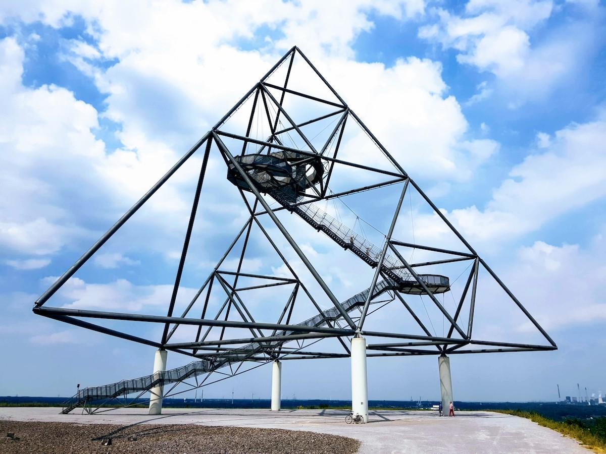 Bottrop Tetreader - eine der beeindruckendsten Sehenswürdigkeiten im Ruhrgebiet