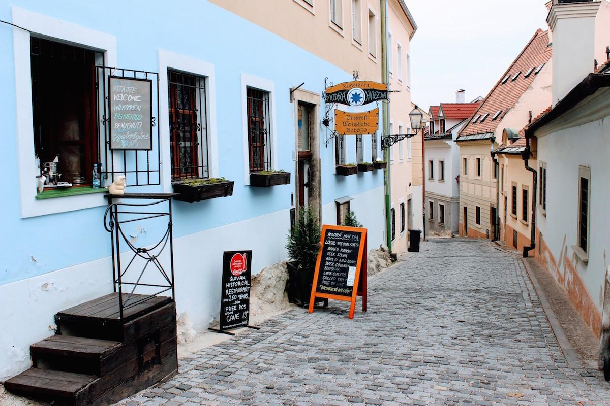Gayurlaub in Bratislava: Bummel durch die Altstadt