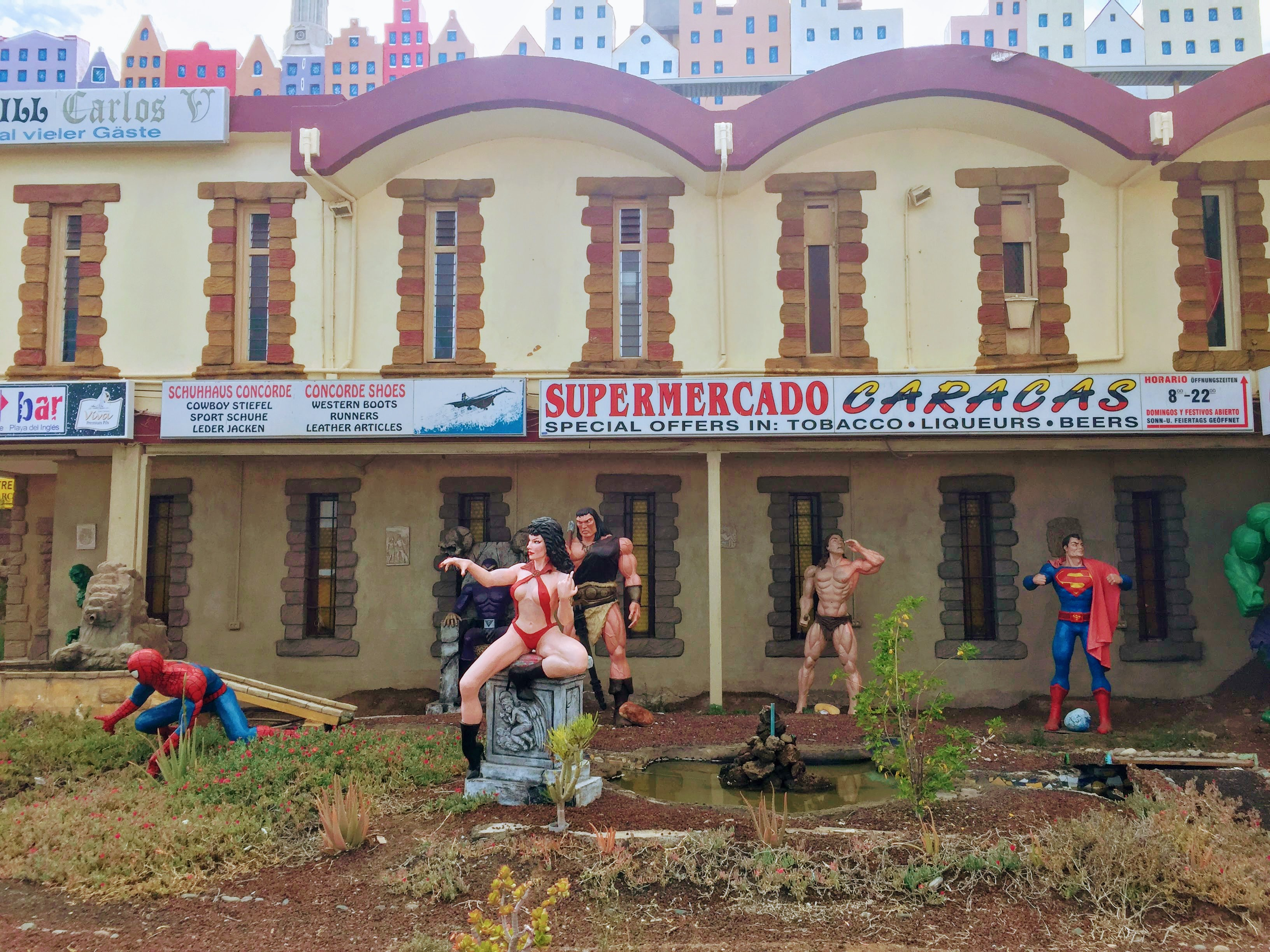Playa del Ingles: Einkaufszentrum Cita