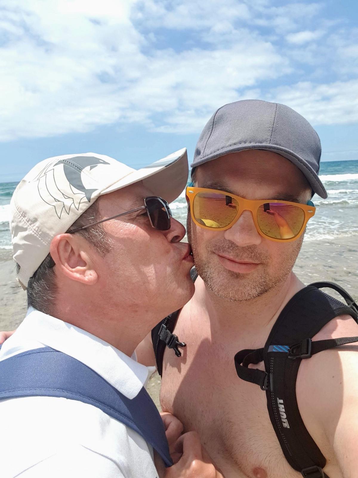Schwule Urlauber in Playa del Ingles
