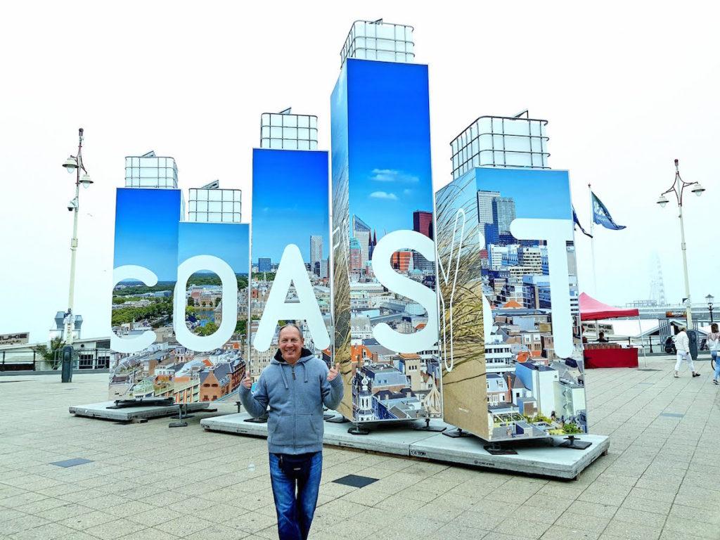 Scheveningen - Stadt und Meer in Den Haag