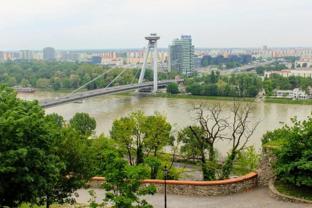 Gayurlaub Slowakei: Bratislava an der Donau hat für homosexuelle Urlauber viel zu bieten