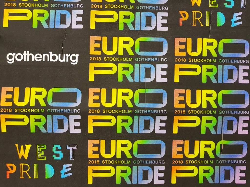 Europride 2018 Göteborg