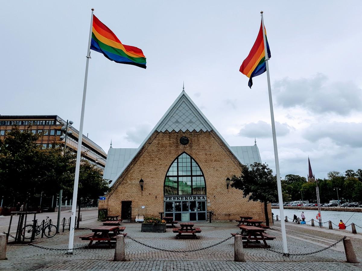 """Feskekorga: Die """"Fischkirche"""" in Göteborg"""