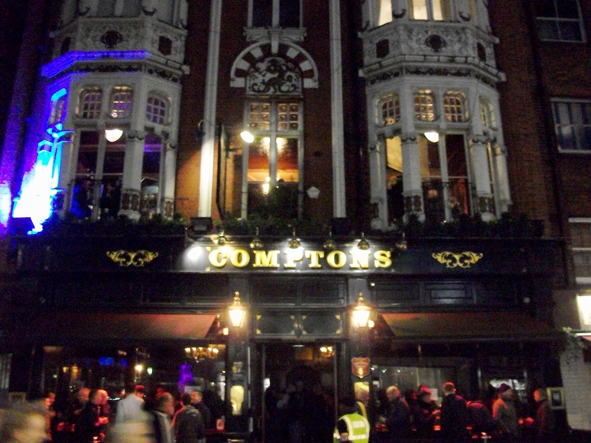 Gayclub Groß Britannien: Compton's in London