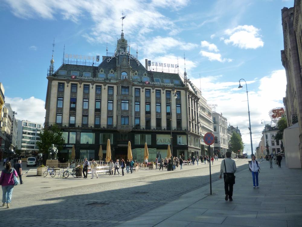 Oslo hat für schwule Norwegen-Urlauber viel zu bieten