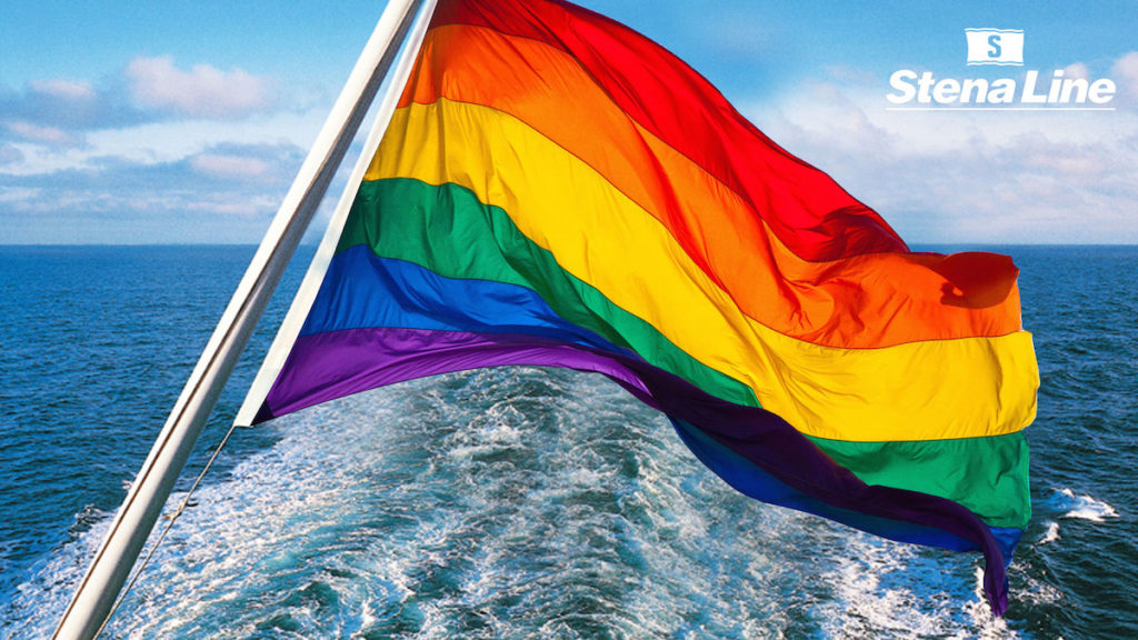 Mit Stena Line zum EuroPride 2018 in Göteborg