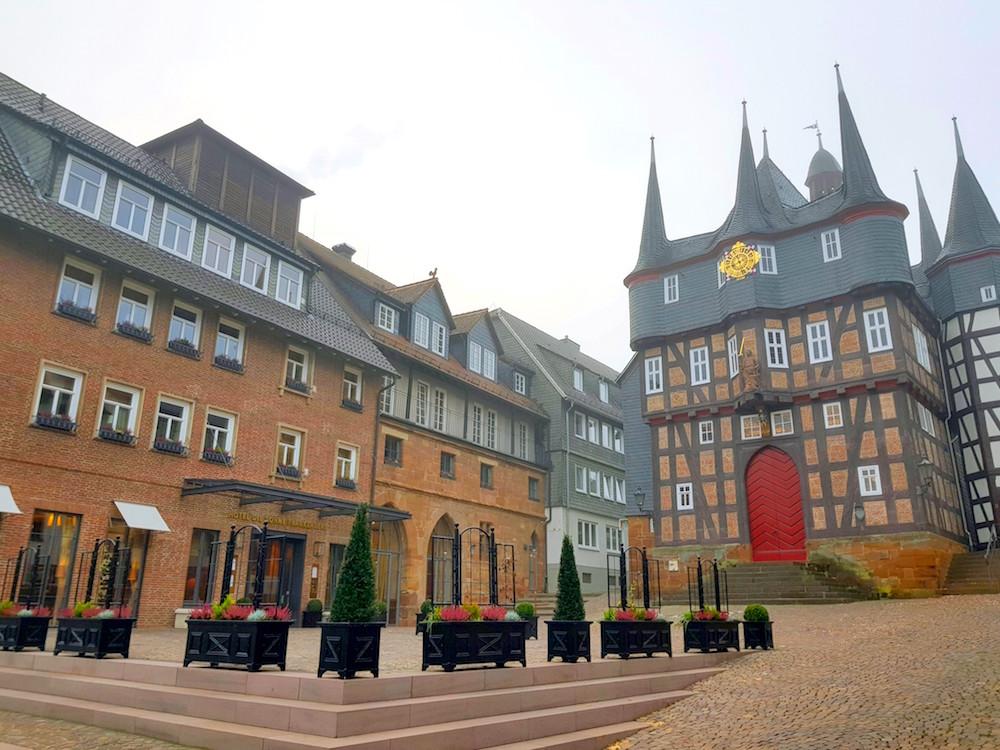 Hotel Die Sonne Frankenberg - mitten in der historischen Altstadt