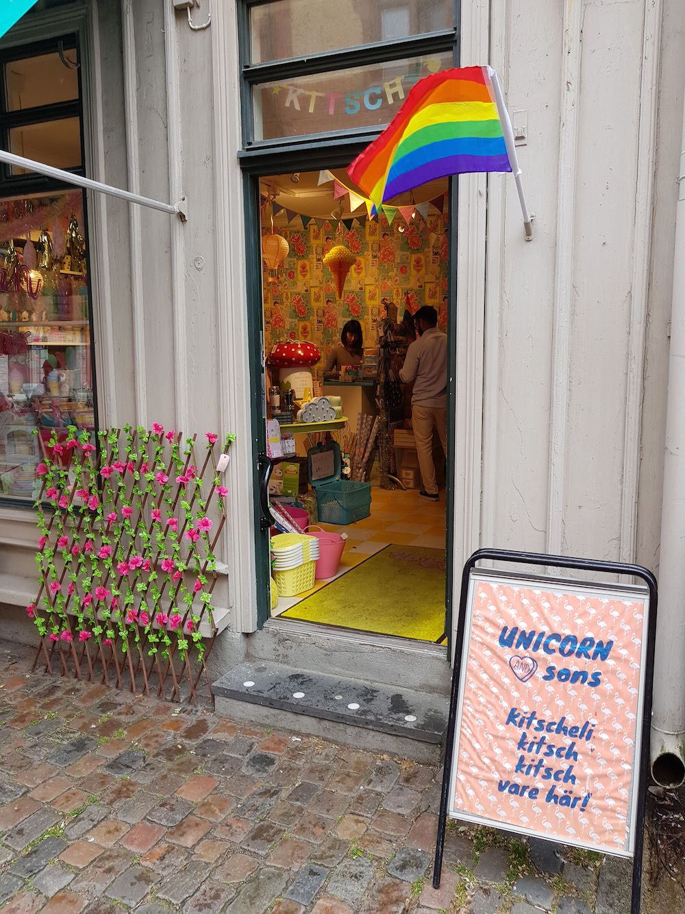 Gayreisen nach Göteborg