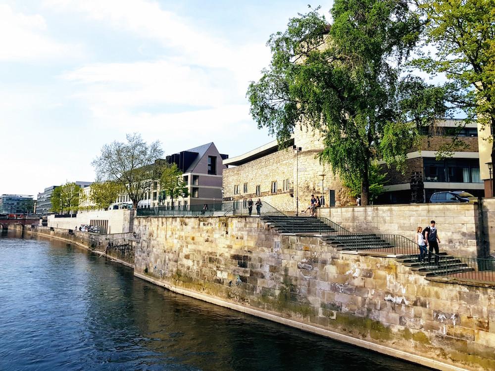 Gayurlaub Hannover: Das romantische Leineufer