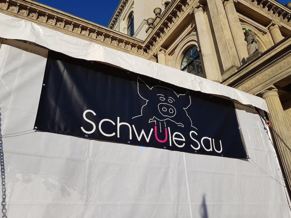 Traditionsreicher Gay Club in Hannover: Schwule Sau