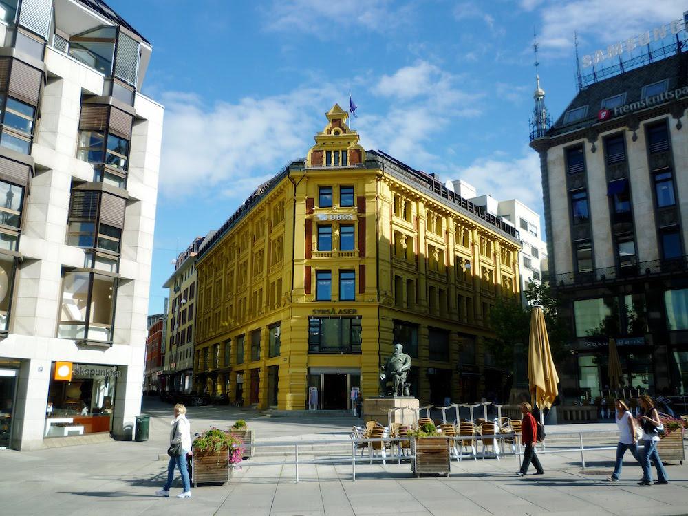 Oslo Gayurlaub - Tipps für schwule Reisen