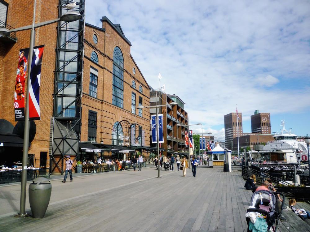 Oslo ist das ideale Reiseziel für schwule Urlauber