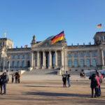 Plenarbesuch beim Deutschen Bundestag in Berlin