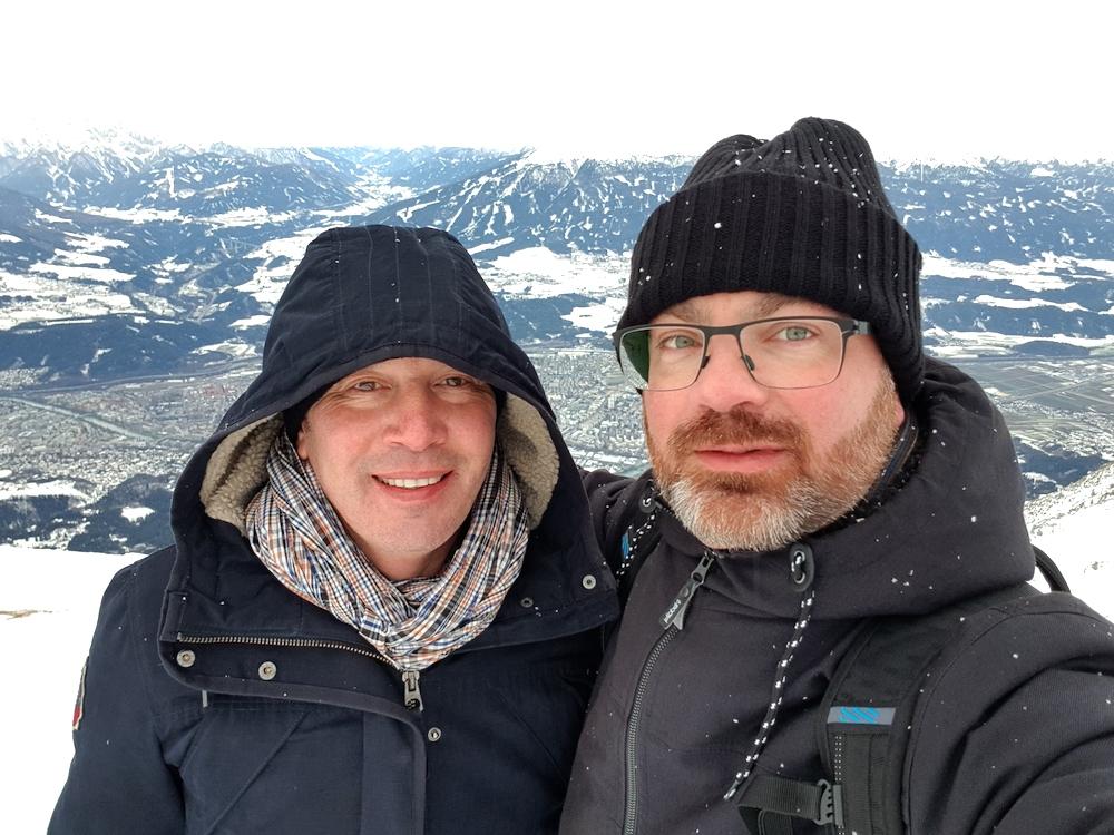 Gay Weihnachtsurlaub Innsbruck