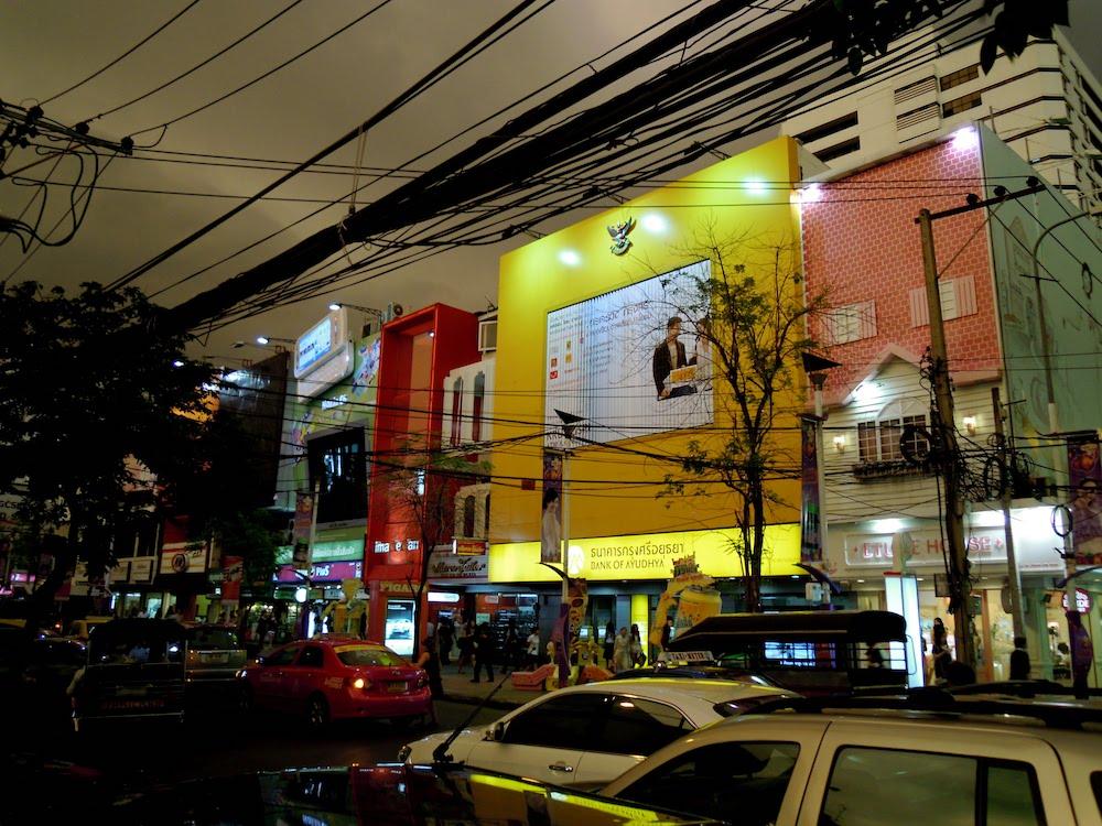 Gayurlaub Bangkok: Die thailändische Metropole hat ein pulsierendes Nachtleben