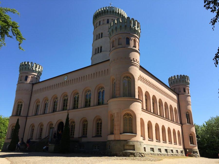 Jagdschloss Granitz bei Binz