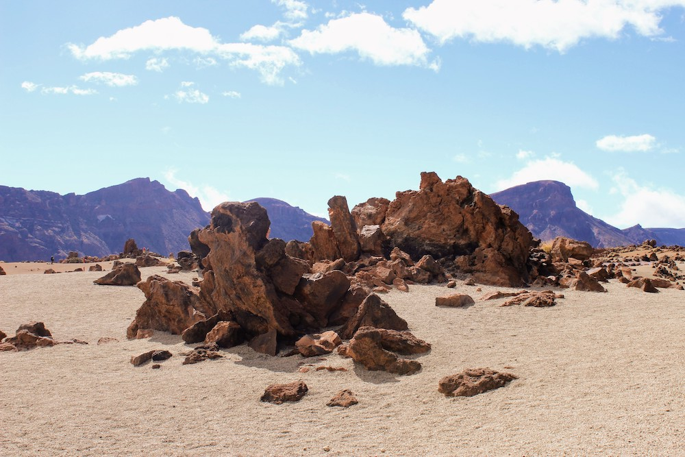 Fotolocation Teneriffa: Teide Nationalpark