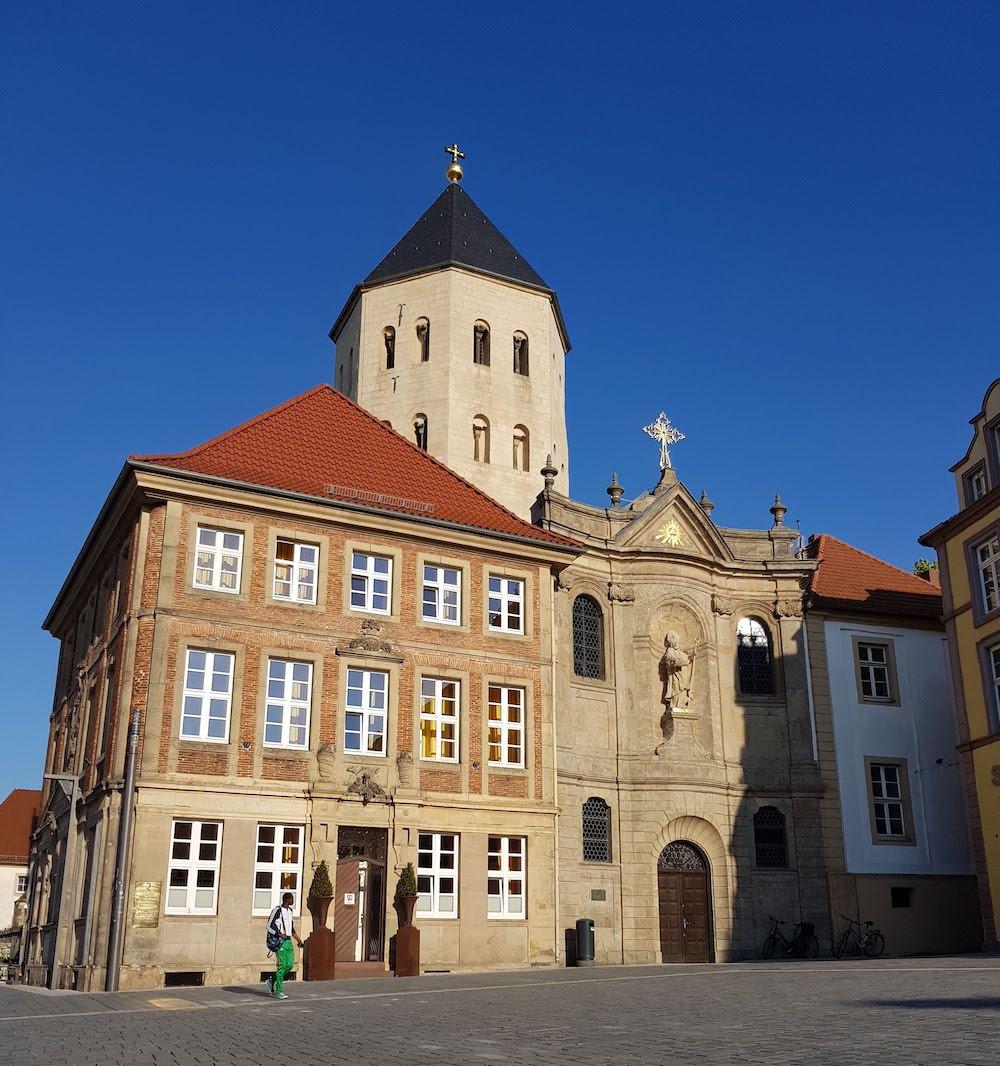 Paderborn bietet viele historische Gebäude