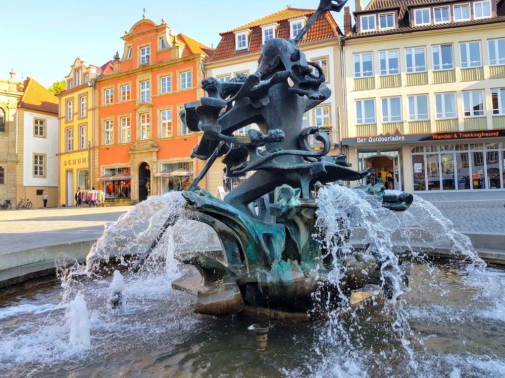 Paderborn Städtetrip